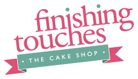 Finishing Touches - The Cake Shop
